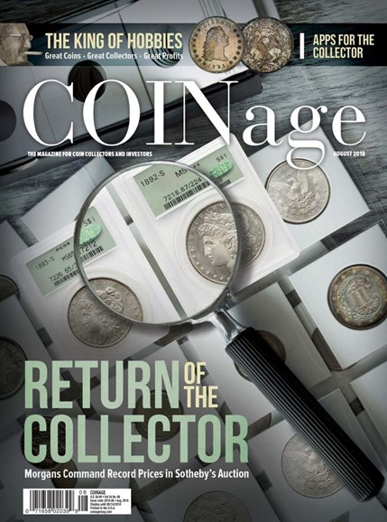 Coinage Cover - 8/1/2018