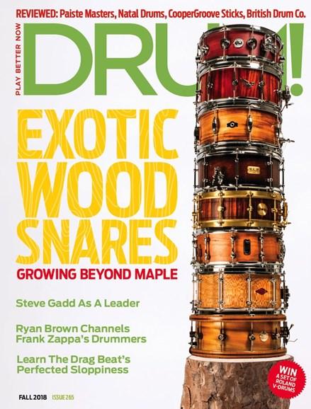 Drum! Cover - 9/1/2018