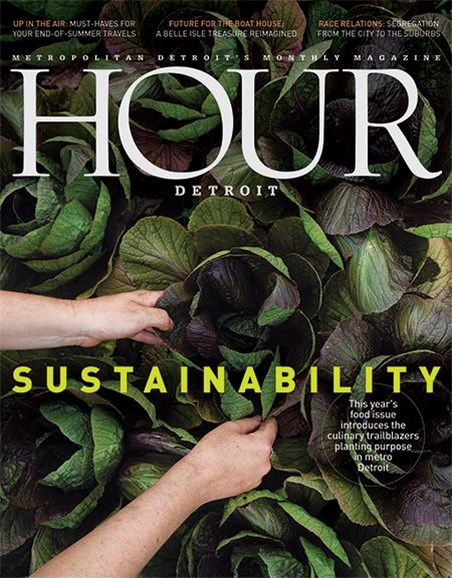 Hour Detroit Cover - 8/1/2018