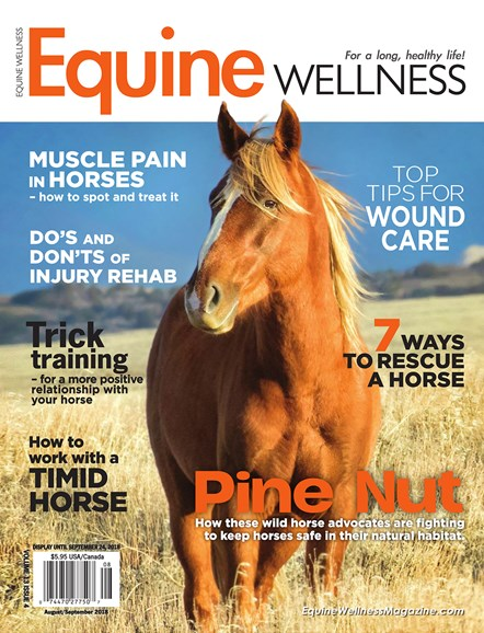 Equine Wellness Cover - 8/1/2018