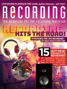 Recording Magazine 8/1/2018