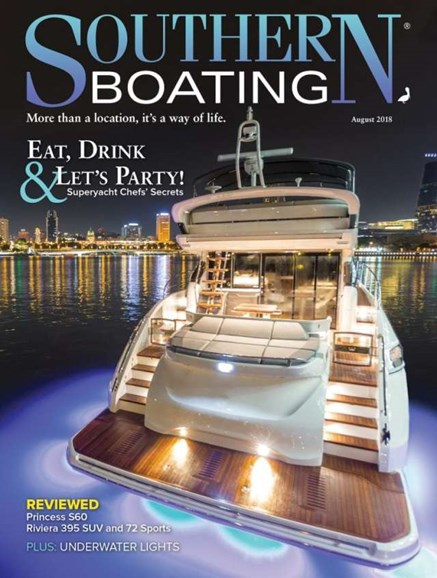 Southern Boating Cover - 8/1/2018