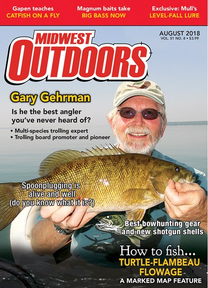 Midwest Outdoors Cover - 8/1/2018