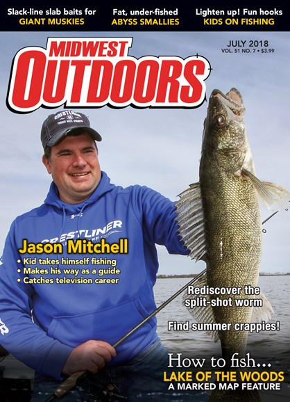 Midwest Outdoors Cover - 7/1/2018