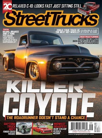 Street Trucks Cover - 9/1/2018