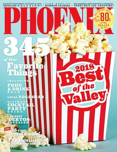 Phoenix Magazine Cover - 8/1/2018