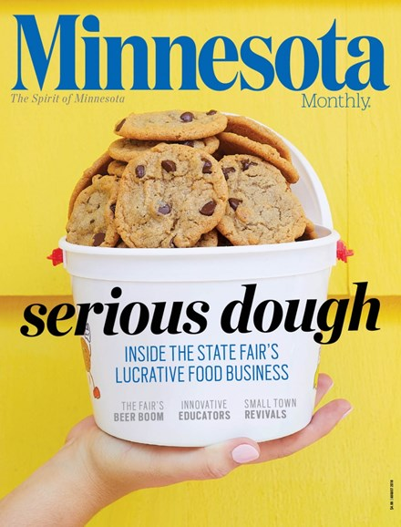 Minnesota Monthly Cover - 8/1/2018