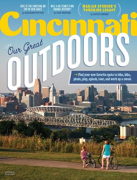 Cincinnati Cover - 8/1/2018