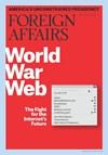 Foreign Affairs Magazine | 9/1/2018 Cover