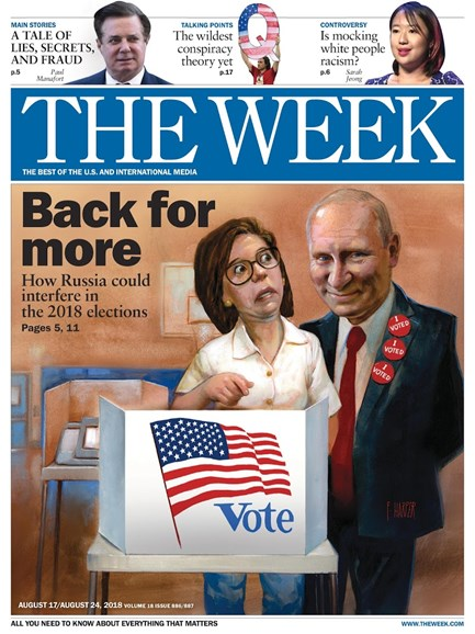 The Week Cover - 8/17/2018
