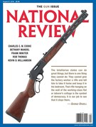 National Review 8/27/2018