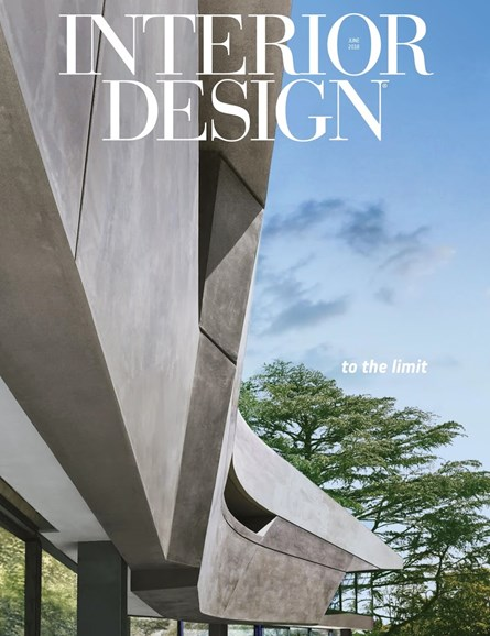 Interior Design Cover - 6/1/2018