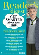Reader's Digest Magazine 9/1/2018