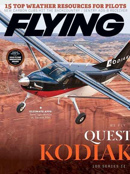 Flying Cover - 9/1/2018