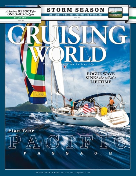 Cruising World Cover - 8/1/2018