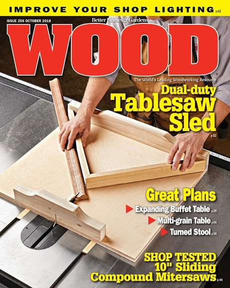 Wood Cover - 10/1/2018