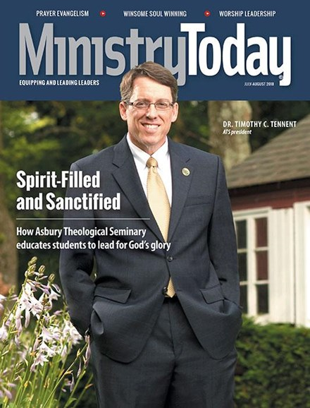Ministry Today Cover - 7/1/2018