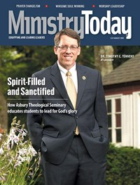 Ministry Today Magazine | 7/1/2018 Cover