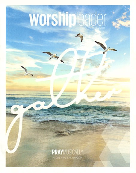 Worship Leader Magazine Cover - 6/1/2018