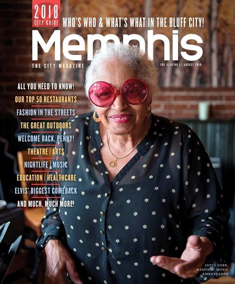 Memphis Cover - 8/1/2018
