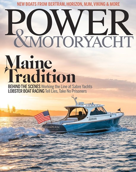 Power & Motoryacht Cover - 9/1/2018