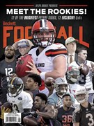 Beckett Football  Magazine 8/1/2018