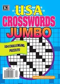USA Crosswords Jumbo Magazine | 9/2020 Cover