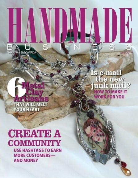 Handmade Business Cover - 4/1/2017