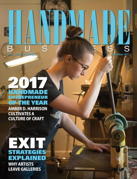 Handmade Business Cover - 12/1/2017