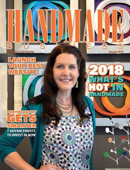 Handmade Business Cover - 1/1/2018