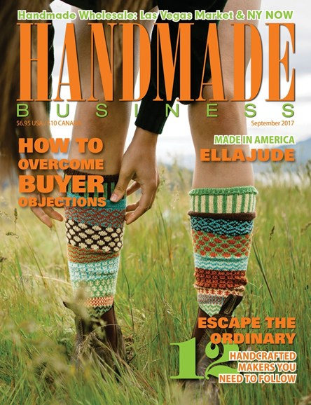 Handmade Business Cover - 9/1/2017