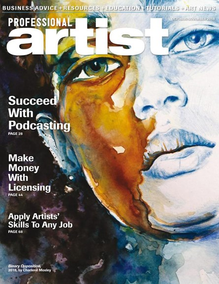 Professional Artist Cover - 10/1/2018
