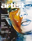 Professional Artist Magazine | 10/1/2018 Cover