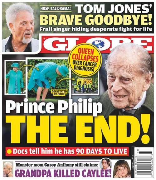 Globe Cover - 8/13/2018