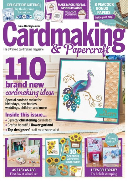 CardMaking & PaperCrafts Cover - 9/1/2018