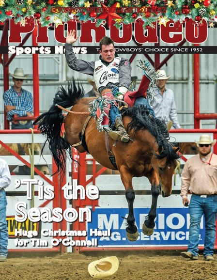 Pro Rodeo Sports News Cover - 7/13/2018