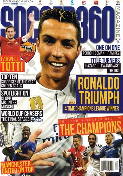 Soccer 360 Cover - 7/1/2017