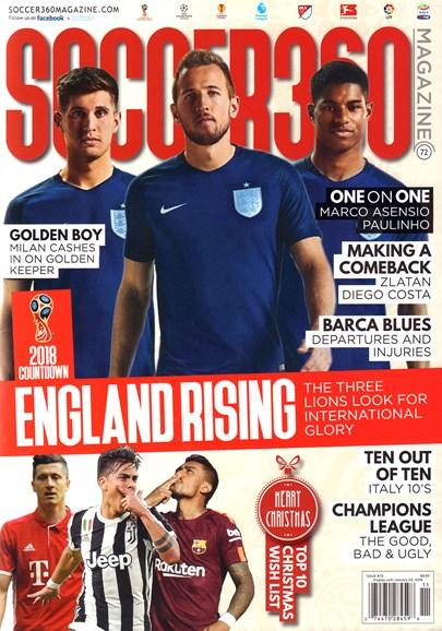 Soccer 360 Cover - 11/1/2017