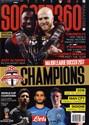 Soccer 360 Magazine | 1/2018 Cover