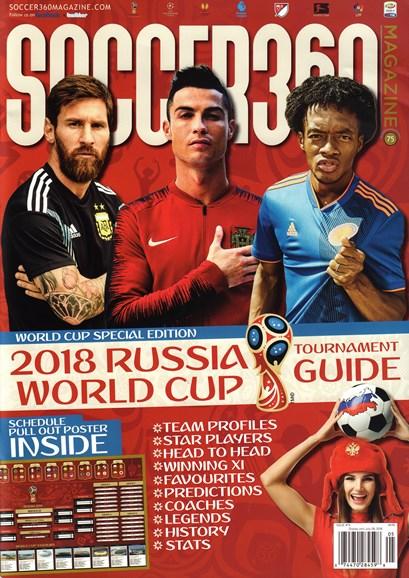 Soccer 360 Cover - 5/1/2018