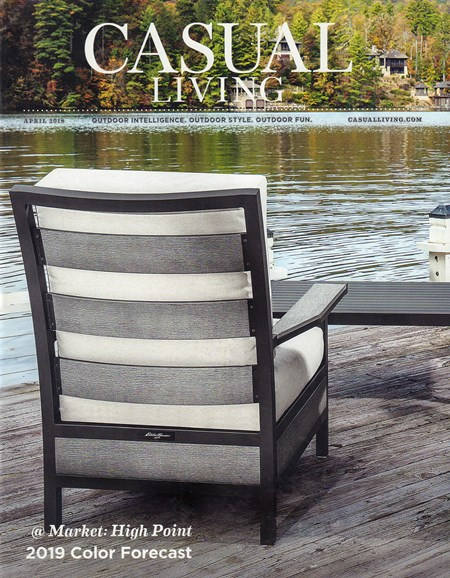 Casual Living Cover - 4/1/2018