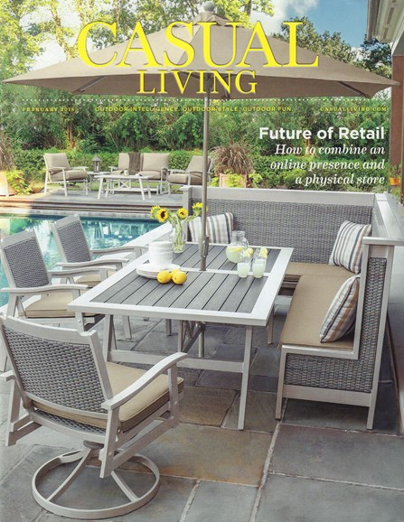 Casual Living Cover - 2/1/2018