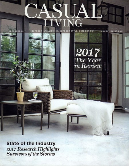 Casual Living Cover - 12/1/2017