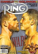 Ring Boxing Magazine 10/1/2018