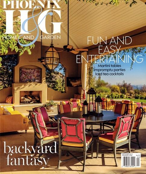 Phoenix Home & Garden Cover - 9/1/2018