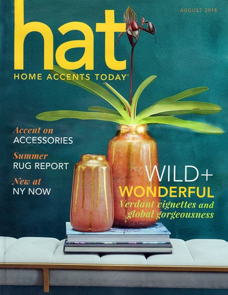 Home Accents Today Cover - 8/1/2018