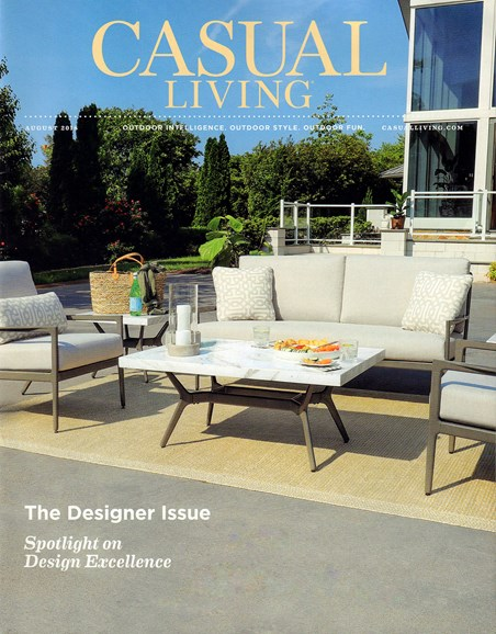 Casual Living Cover - 8/1/2018