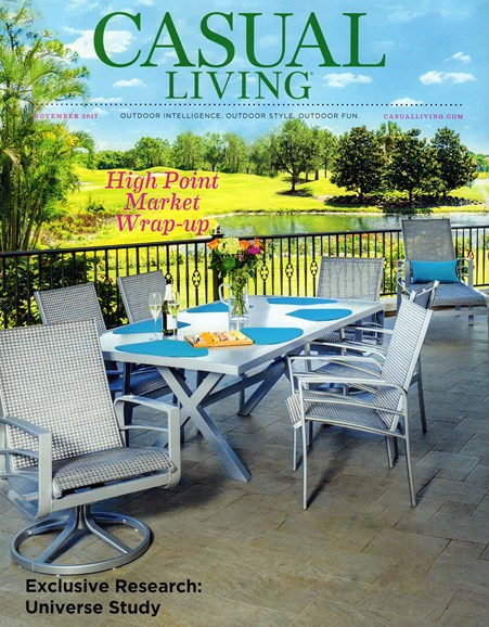 Casual Living Cover - 11/1/2017