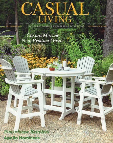 Casual Living Cover - 9/1/2017