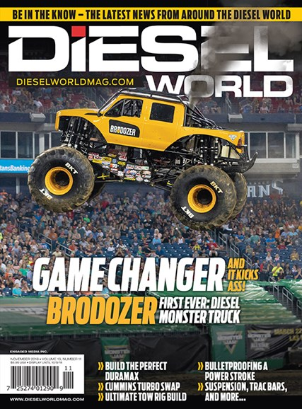 Diesel World Cover - 11/1/2018